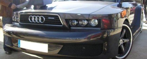 Audi A6 Tuning...AKA A9