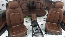 Audi A7 Interior Complet Piele Scaune Piele Electr...