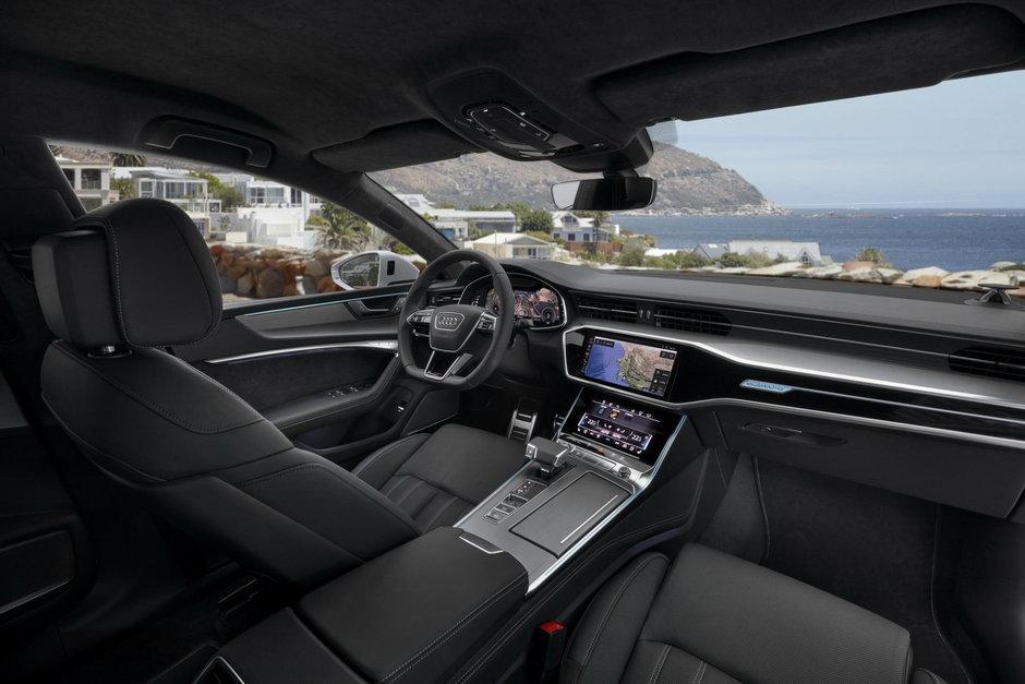 Audi A7 Sportback - Galerie Foto
