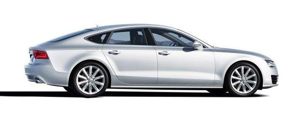 Audi A7 Sportback - Primele poze oficiale!