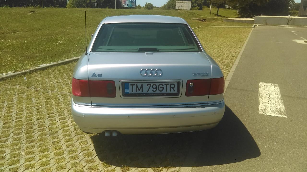 Audi A8 2.5 TDI 2001
