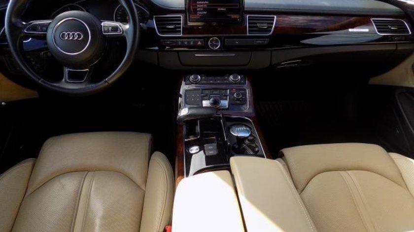 Audi A8 3.0 TDI DPF V6 quattro 250 CP Tiptronic 8+1 Start&Stop Keyless Go 2012