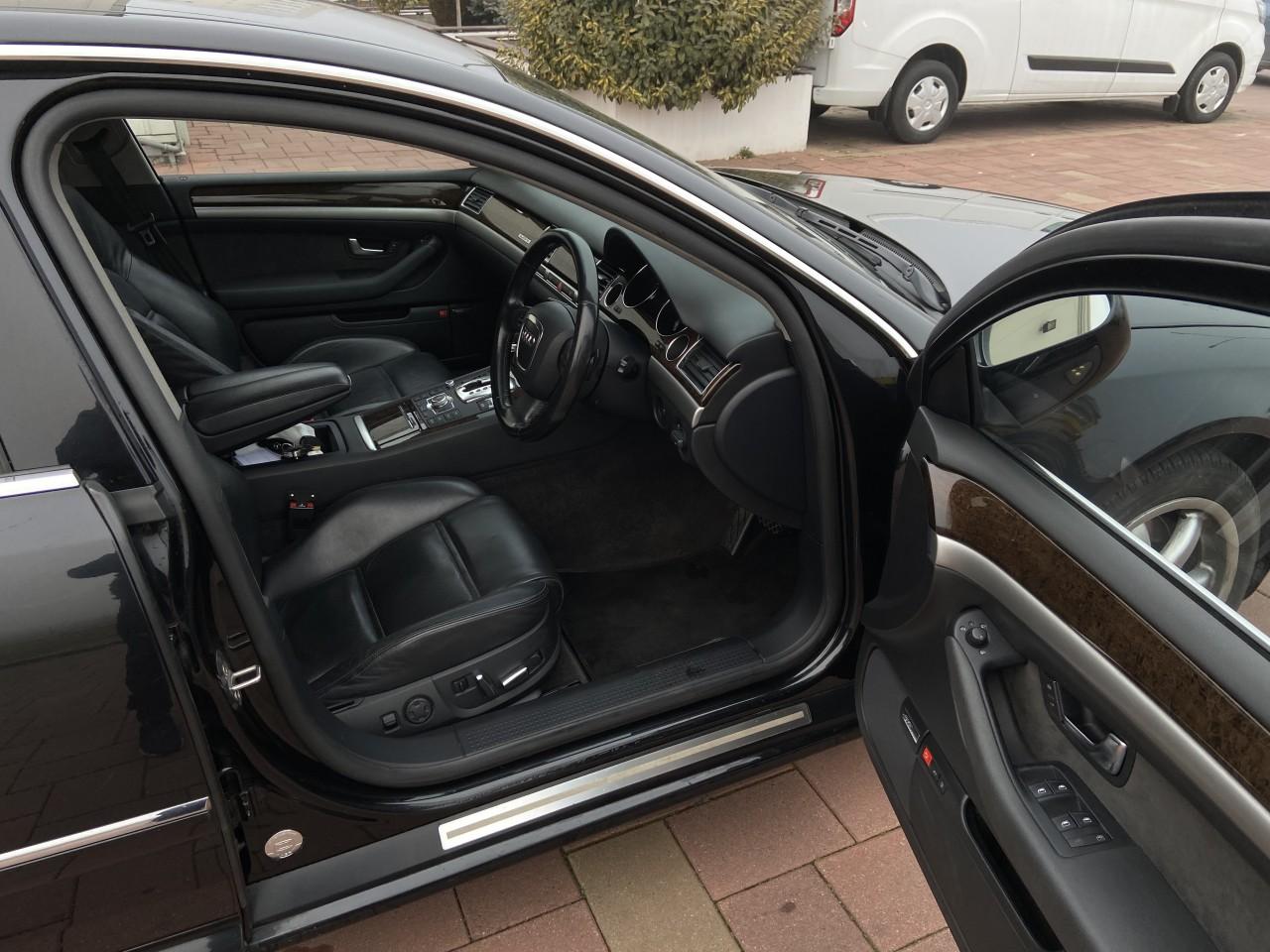 Audi A8 3.0 TDI Quattro 2007