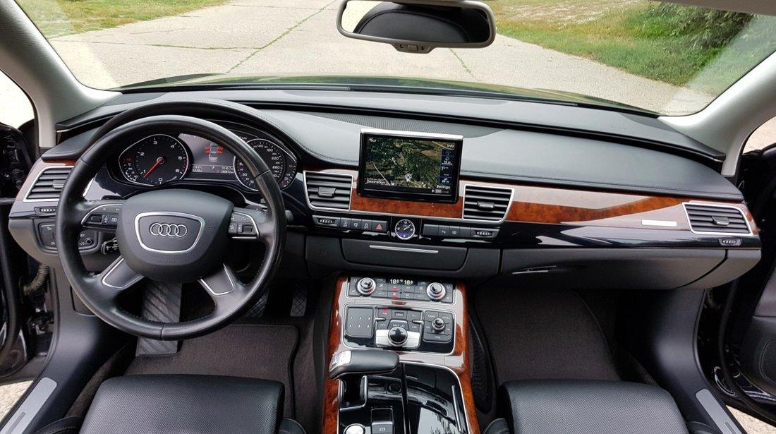 Audi A8 3.0 TDI quattro, 250 CP 2011