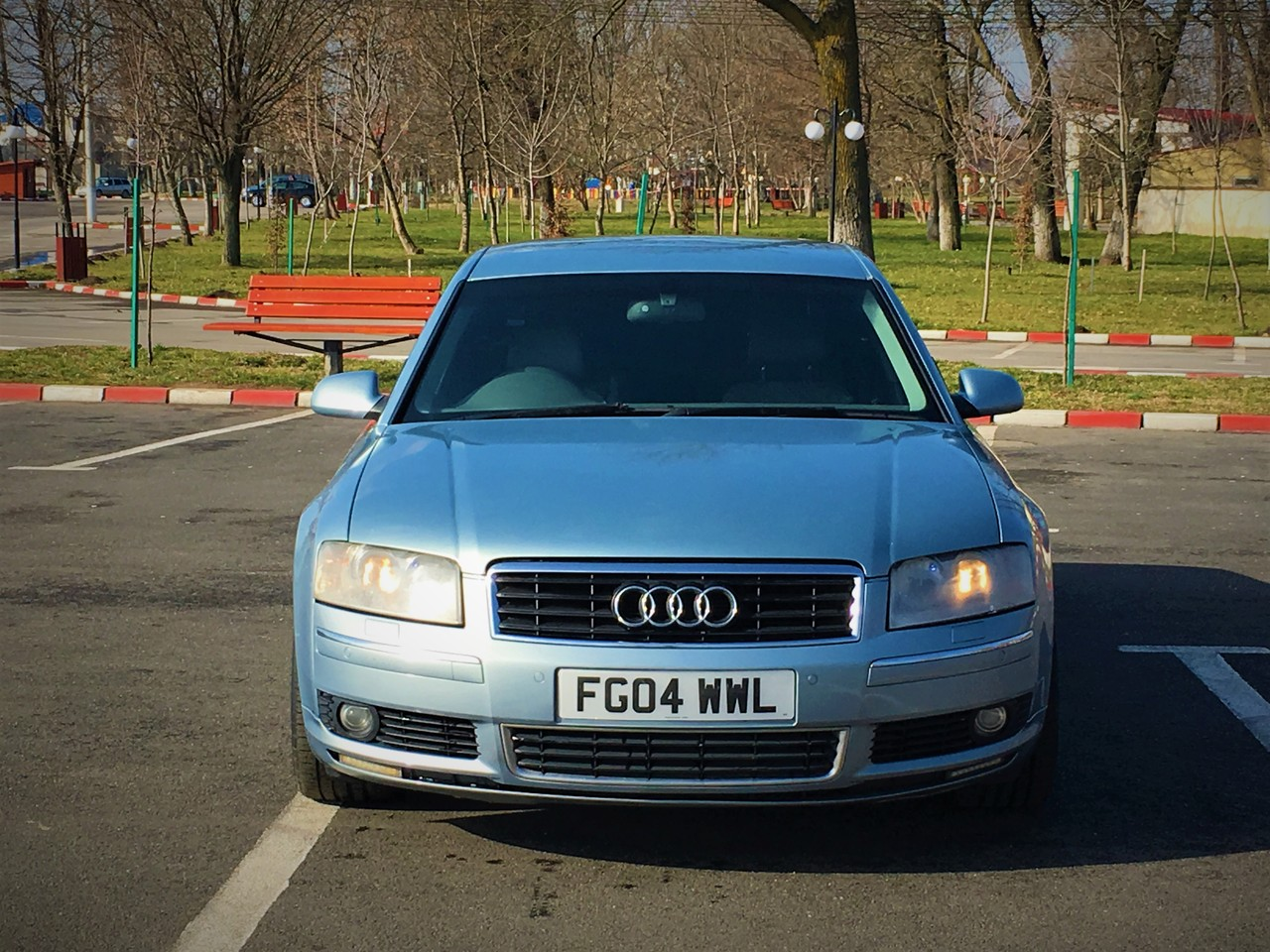 Audi A8 3.0i 2004