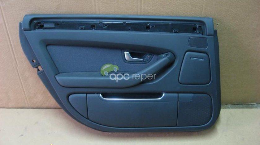 Audi A8 4E Lang Fata de usa stanga spate Originala