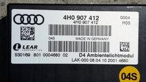 Audi A8 4H A6 4G A7 4G Modul Lumina Ambientala 4H0...