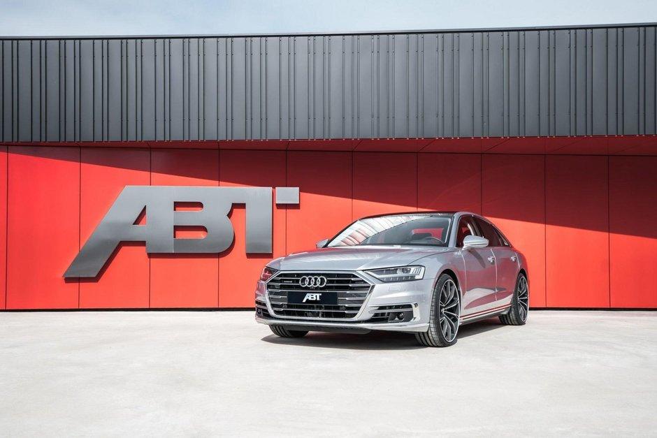 Audi A8 50 TDI by ABT