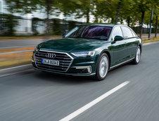 Audi A8 60 TFSI e quattro tiptronic