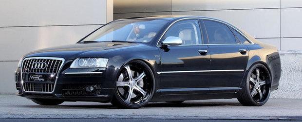 Audi A8 modificat de Unicate