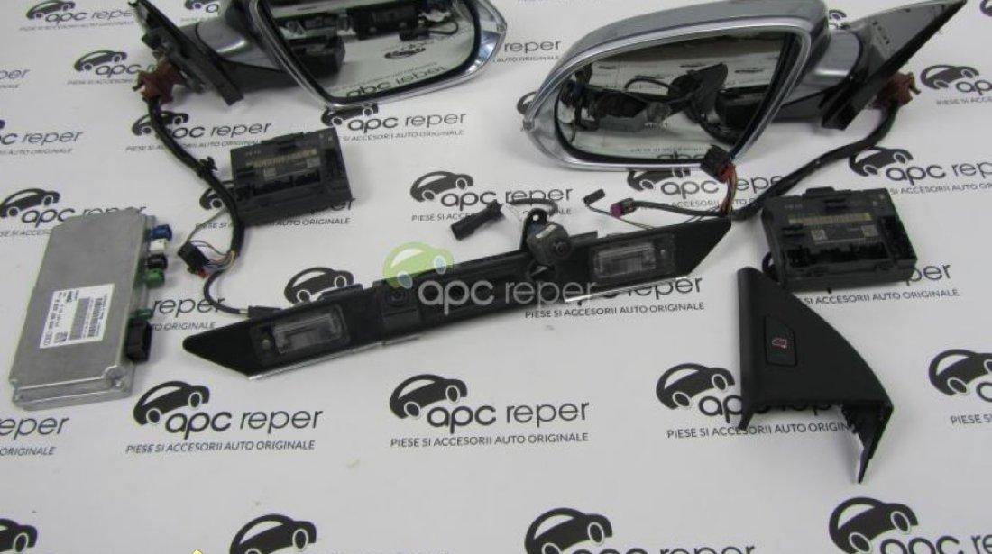 Audi A8 S8 4H Oglinzi Electrice cu Camera 360