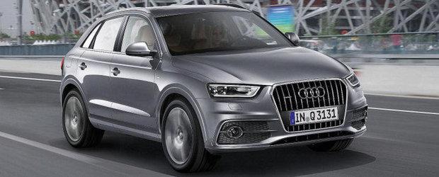 Audi aduce la Detroit conceptul Vail