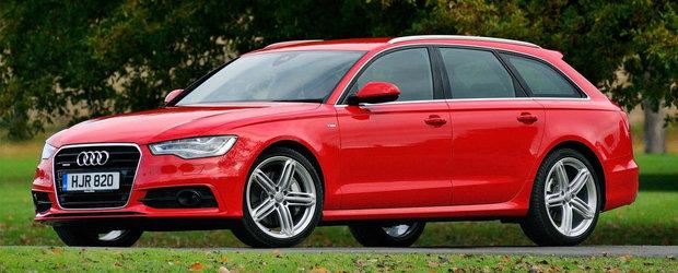 Audi anunta noul A6 Ultra. Modelul va debuta la Geneva