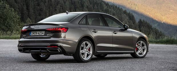 Audi ar fi vrut sa construiasca noul A4 pe platforma lui Golf ca sa faca economii de peste un miliard de dolari