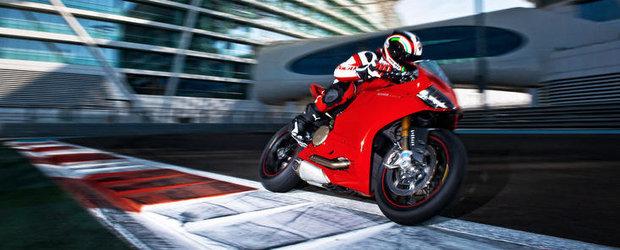 Audi ar putea prelua Ducati