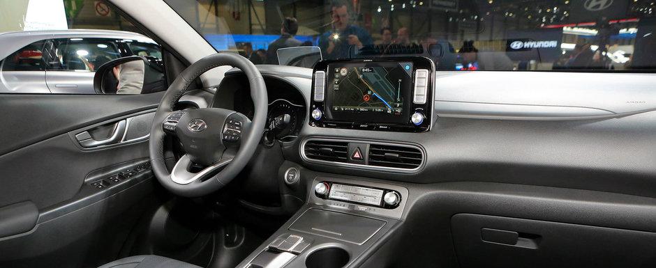 Audi, BMW si Mercedes ar trebui sa ia notite! Hyundai le da lectii nemtilor cu primul SUV electric de clasa subcompacta