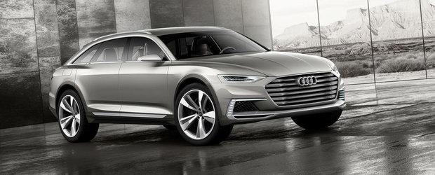 Audi completeaza gama Prologue cu un Allroad de 734 CP