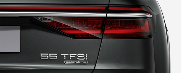 Audi complica inutil modul in care isi denumeste masinile. Ce detalii noi vor adauga nemtii