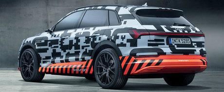 Audi confirma data lansarii pentru primul model fara oglinzi retrovizoare. Cate unitati ajung in ROMANIA