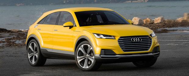 Audi confirma in sfarsit noul Q4 pentru anul 2019