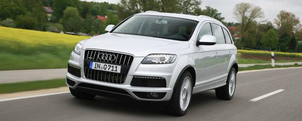 Audi confirma lansarea unui SUV 100% electric pana in 2018