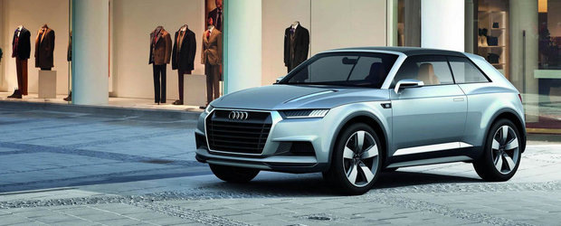 Audi confirma noul Q8