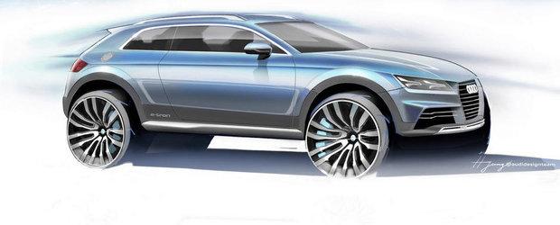 Audi confirma oficial noile A4, Q1, Q5, Q6, A8 si Q8