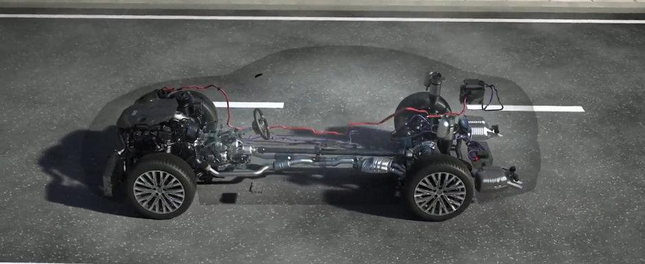 Audi detaliaza suspensia de ultima generatie a noului A8. Uite-l cum se misca din toate incheieturile