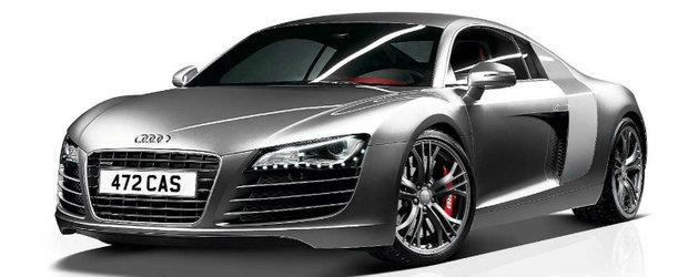 Audi dezvaluie noul R8 Limited Edition
