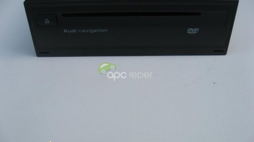 Audi DVD Navigatie Unit Audi A6 A8 Q7 MMI 2G 4E0919887M - 4E0910888E