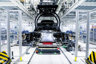 Audi E-Tron GT - Galerie Foto