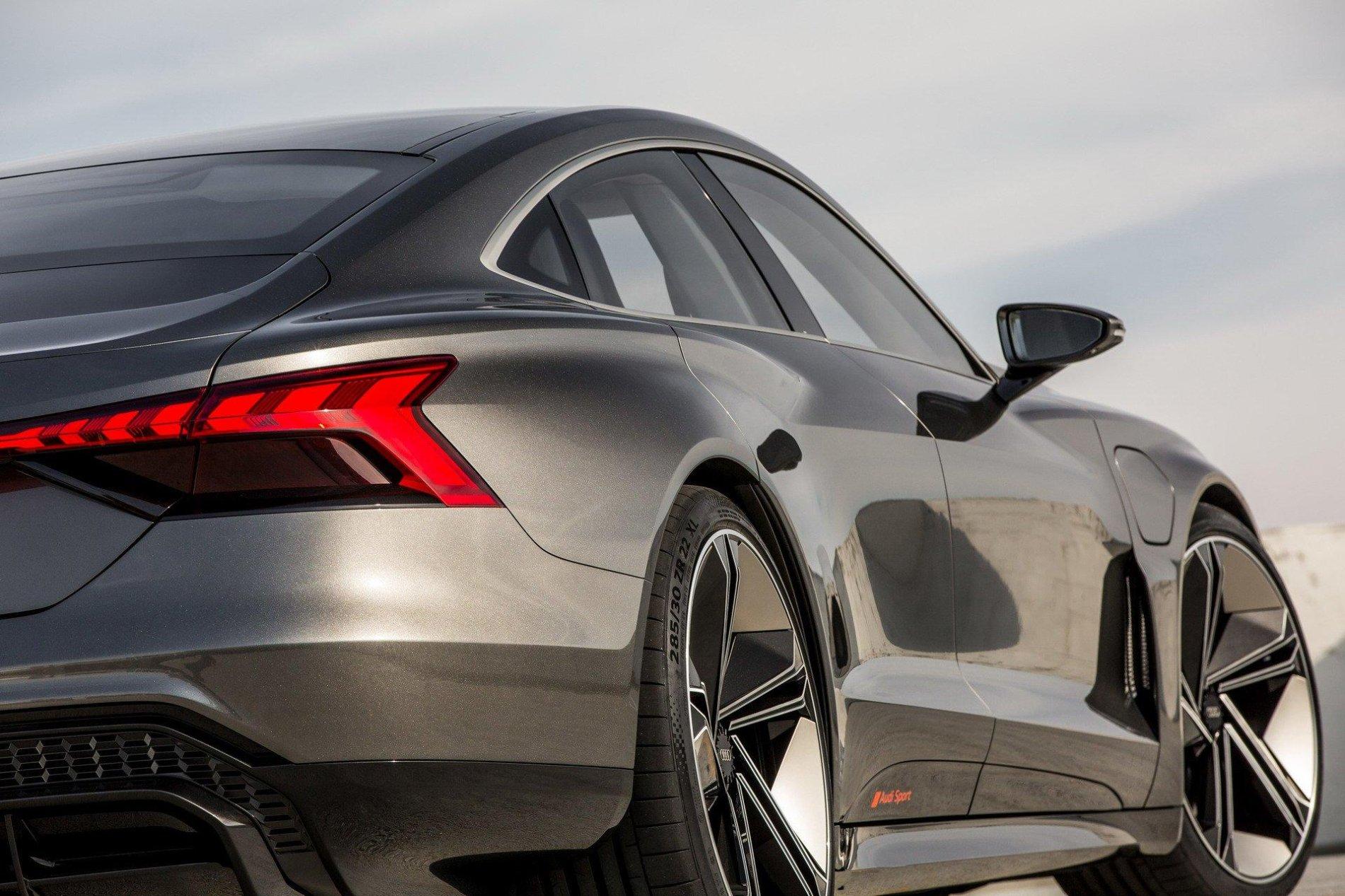 Audi e-tron GT - Audi e-tron GT