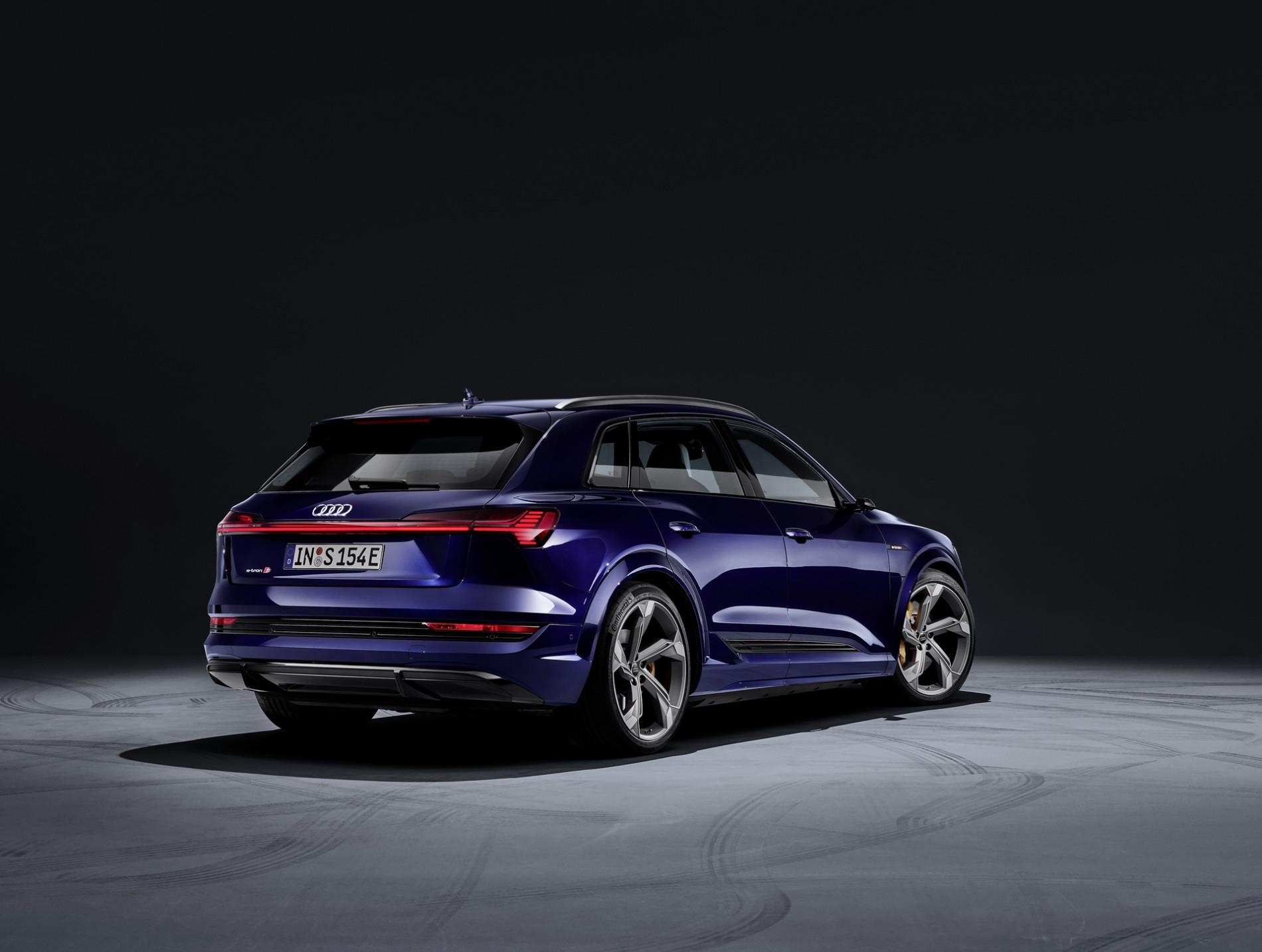 Audi E-Tron S - Audi E-Tron S