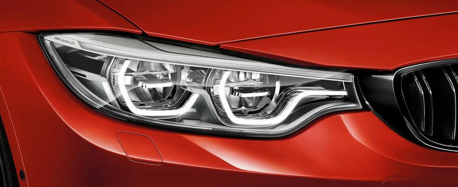 Audi este singura companie din lume care ofera o astfel de masina, insa BMW lucreaza la un produs rival