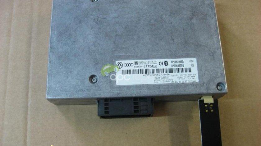 Audi Interfata Telefon Bluetooth Calculator 8P0862335Q A3 S3 RS3 8P TT TTS 8J A4