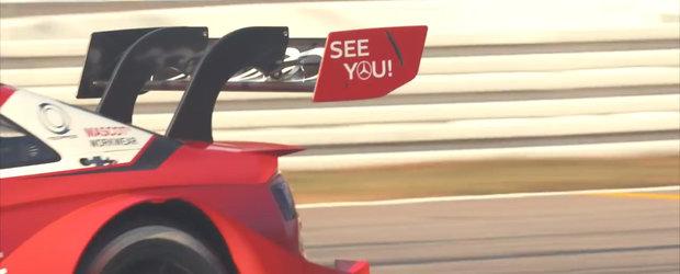 Audi isi ia ramas bun de la Mercedes printr-un video emotionant