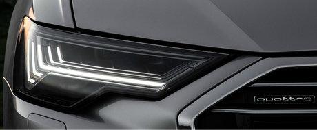Audi lanseaza o noua masina in Romania. Singura motorizare oferita este un diesel cu patru cilindri