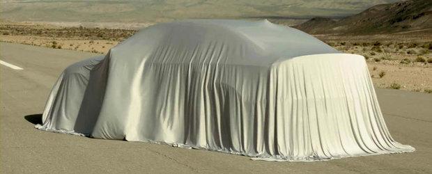Audi lanseaza un nou model. Despre ce sa fie oare vorba?