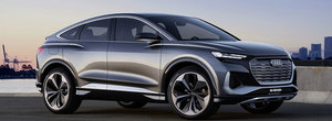 Audi lanseaza un nou SUV COUPE cu care mergi aproape gratis. Autonomia anuntata