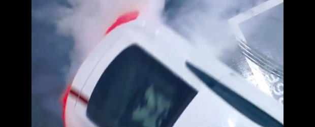 Audi le face in ciuda rivalilor de la BMW. A publicat un VIDEO cu viitoarea sa masina RWD facand cerculete