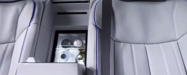 Audi le inchide gura criticilor. Intra in scena dotarile exclusive