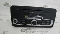 Audi Multimedia A1 8X MMi 3g+ cod 8X0035666C