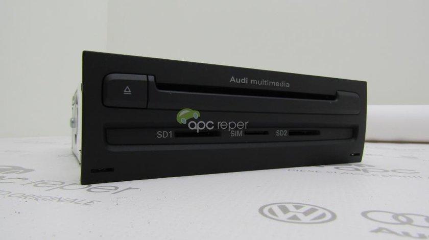 Audi Multimedia A8 4H (2010 - 2017) Original cod 4h0035670R - 4H0035670N