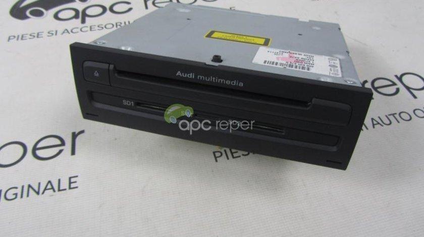 Audi Multimedia A8 4H cod 4H0035670D - 4H0035670