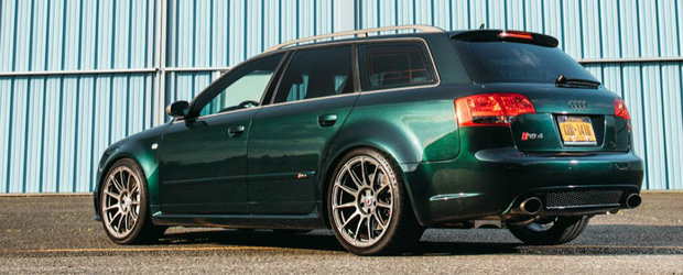 Audi n-a vrut sa-i vanda unul, asa ca si l-a construit singur