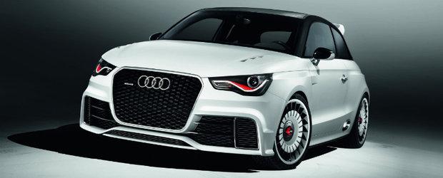 Audi ne ademeneste cu un A1 de peste 500 de cai putere!