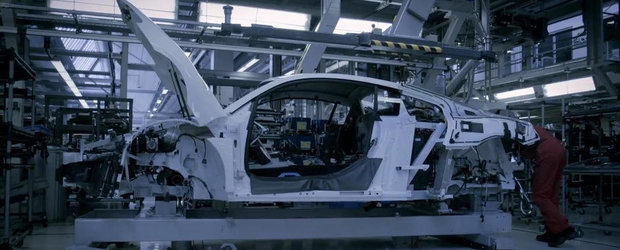 Audi ne arata cum ia nastere noul R8. VIDEO AICI!