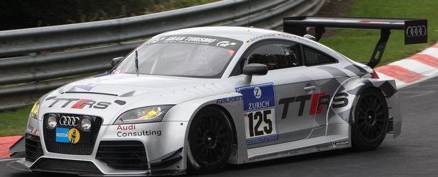 Audi ne arata o scurta istorie a modelului sport TT