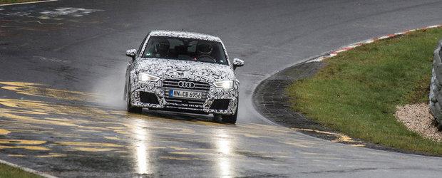Audi ne ofera detalii pretioase cu privire la noul RS3 Sportback