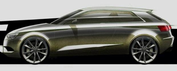 Audi ne tenteaza cu doua noi modele: viitorul A3 si atragatorul R8 GT Spyder